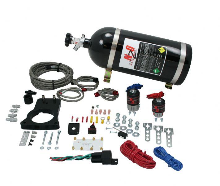 Plate Kits | Nitrous Kits | Fuel & Nitrous | 04-06 Pontiac