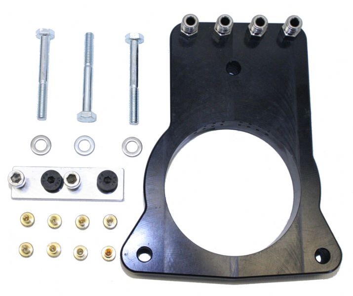 Nitrous Outlet Dual Stage LS1 78mm Plate Conversion