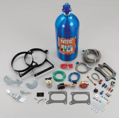 03-04 Ford Mustang Cobra Nitrous Oxide System Big Shot Nitrous Kit w/10lb Bottle