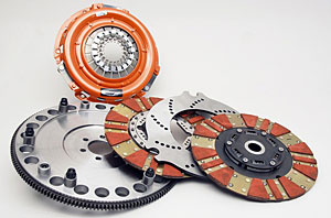 LS Series Centerforce DYAD Dual Disc Clutch Kit