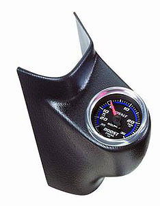 2011-2012 Ford Mustang Auto Meter Single Pillar Gauge Pod