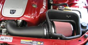 2008-2010 Dodge Challenger V8 Hemi Roto-Fab Cold Air Intake System