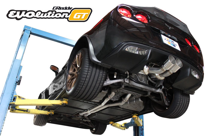 2006-2016 C6 ZO6 Corvette GReddy Evolution GT Exhaust System