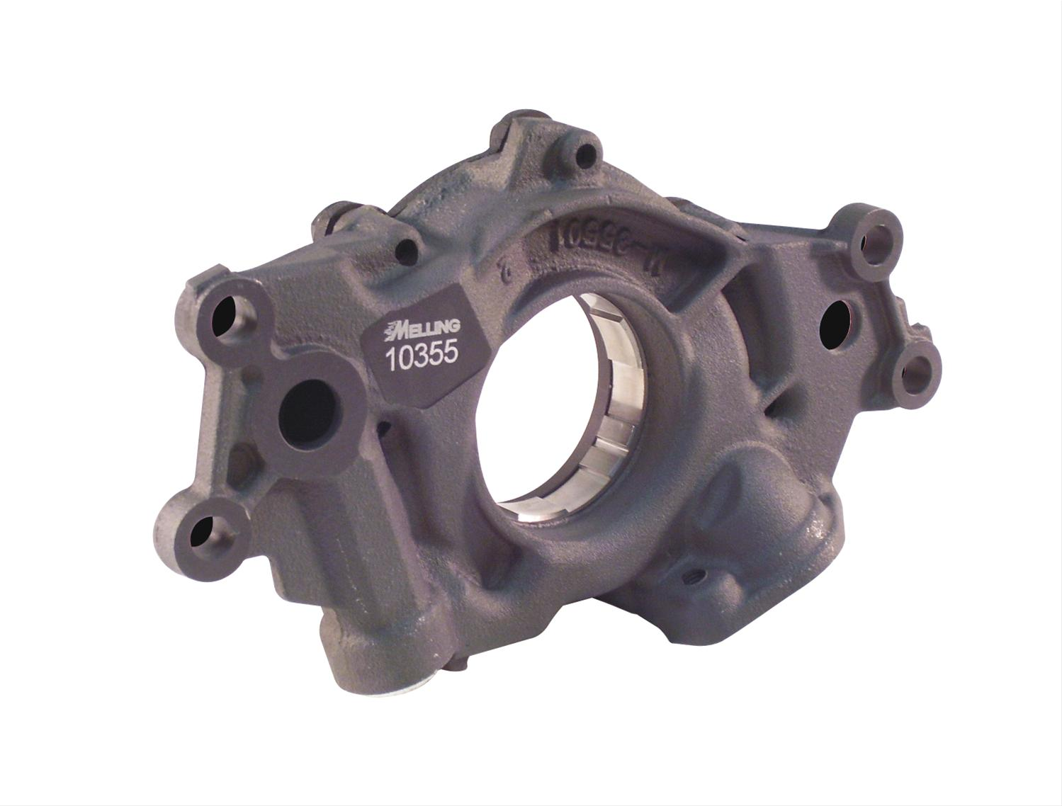 LS Series Melling Performance High Volume Oil Pump