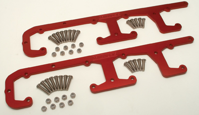 LS Engine Hamburger's Performance Billet Alluminum Coil Brackets
