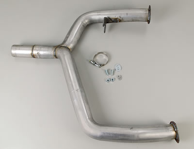 98-02 LS1 Fbody Flowtech Ypipe (Painted)