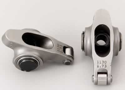 Comp Cams Hi-Tech Stainless Non-Self-Aligning Roller Rocker Arms
