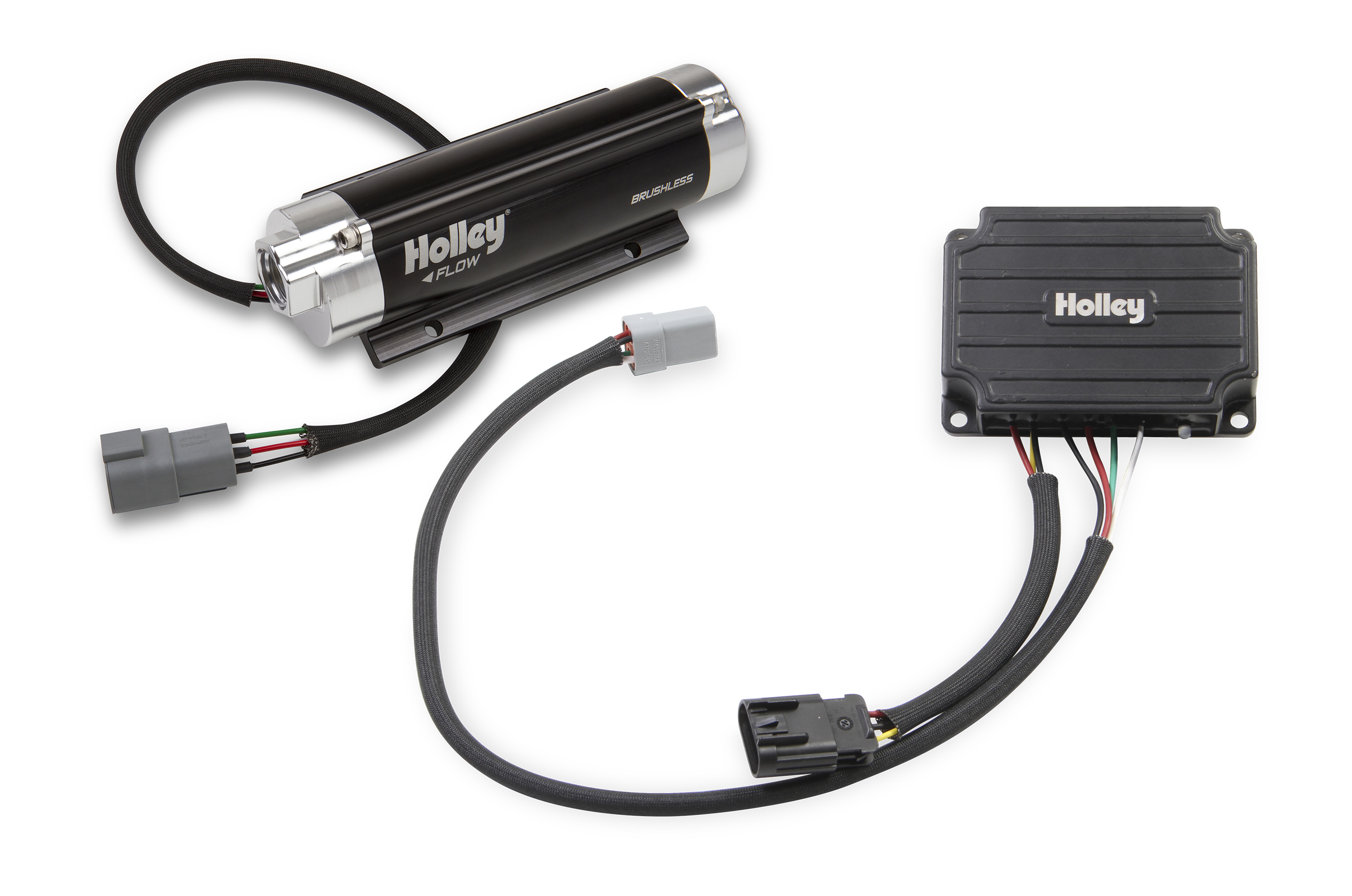 Holley Ultra HP Brushless Fuel Pump w/Controller
