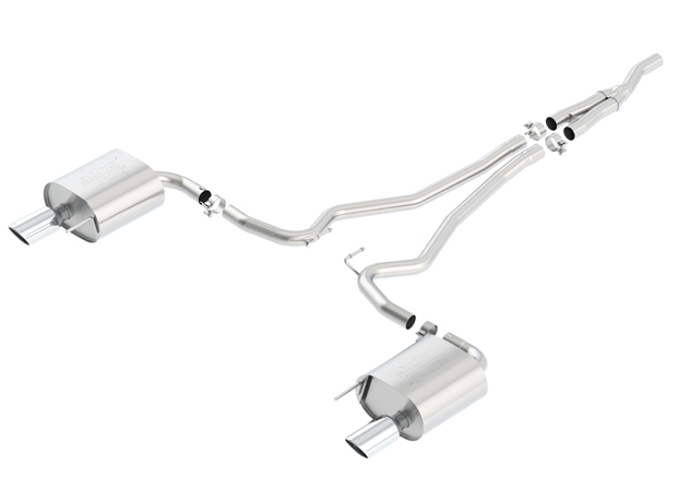 "2015+ Ford Mustang 2.3L Ecoboost Borla ""ATAK"" Catback Exhaust System"