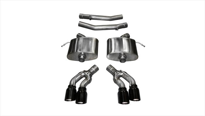 "2016+ Camaro SS 6.2L V8 Borla Performance S-Type 3"" Catback Exhaust System w/Dual Tips - for Dual Mode (NPP) or Dual Split Rear"
