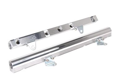 LS1 Aeromotive Platinum Series Billet Fuel Rails - Nickel Finish
