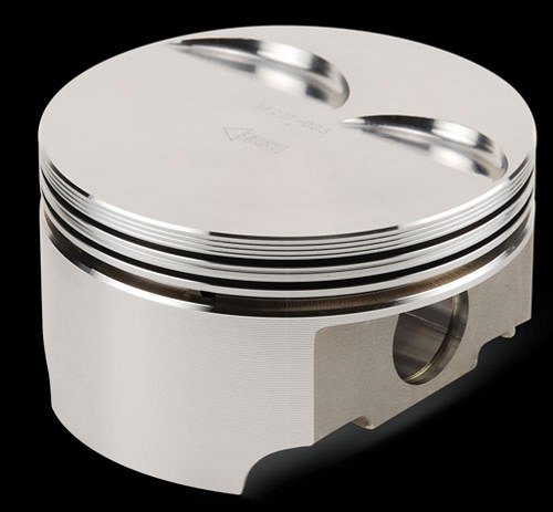 "LS Series 5.7L Probe Industries Flat Top Sportsman Race Series Pistons -3.0CC (3.902"" Bore)"