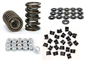 "Crane Cams LS Series Dual Valve Spring Kit - 0.650"" Max Lift"