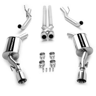 2005-06 GTO Magnaflow Performance Catback System