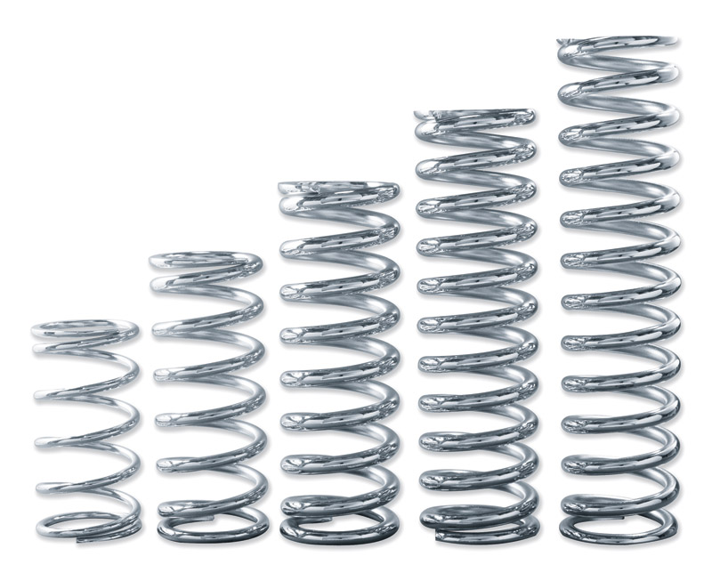 93-02 Fbody QA1 Drag Racing Front Springs - 275lb