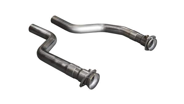 "2005+ Dodge Challenger/Charger SRT V8 Corsa Performance 2.75"" Catless Offroad Connection Pipes"