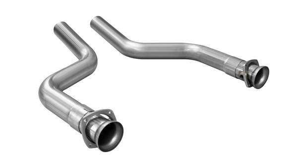 "2016+ Camaro SS 6.2L V8 Corsa Performance 3"" Catless Connection Pipes - For Corsa LT Headers"