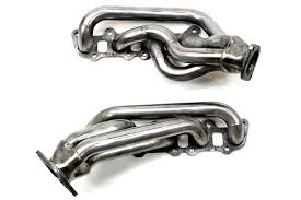 "2015+ Ford Mustang GT 5.0L V8 JBA Headers 1 3/4"" Stainless Steel Coated Shorty Headers"