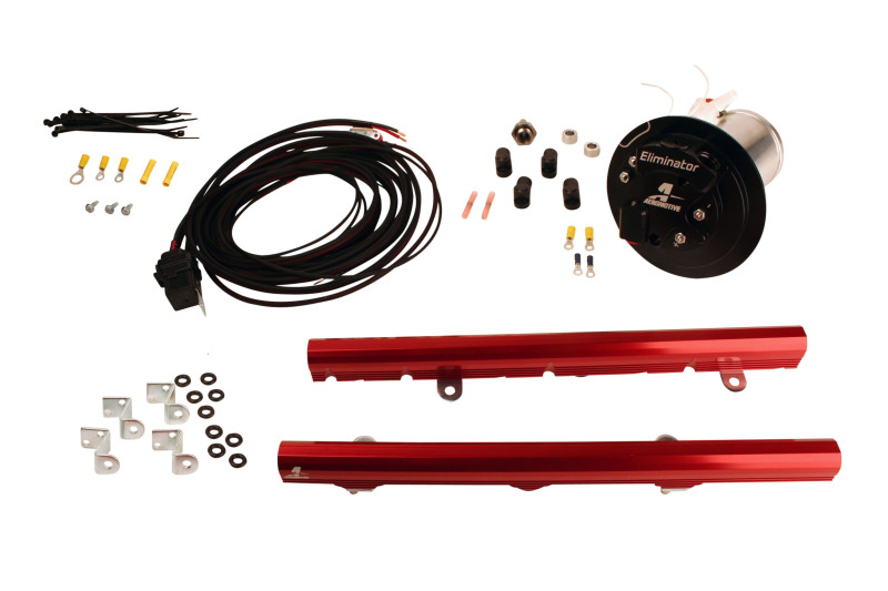 2010-2015 Camaro SS Aeromotive Eliminator EFI Fuel System w/Wire Kit