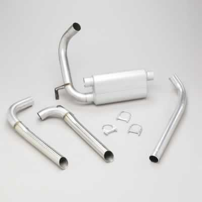 98-02 LS1 Flowmaster American Thunder Cat Back Exhaust