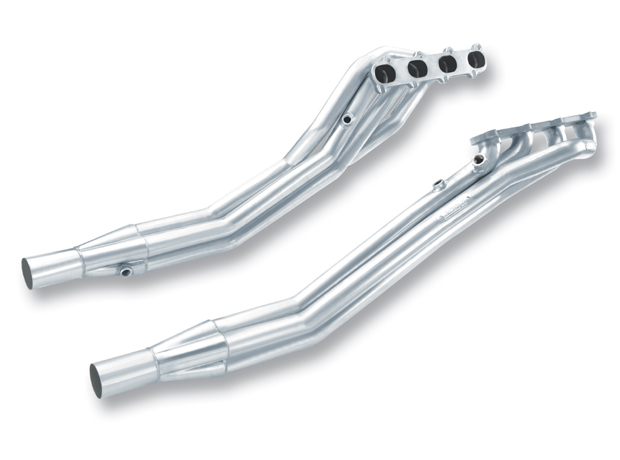 2007-2010 Ford Mustang GT500 V8 Borla XR-1 Long Tube Headers
