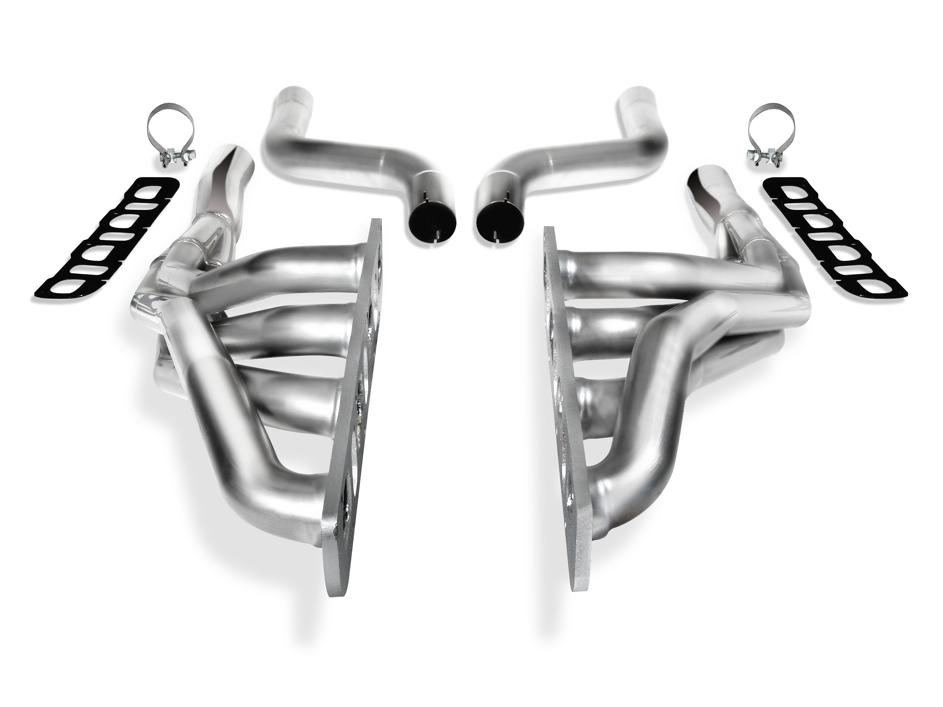 2005+ Dodge Challenger/Charger/Magnum/300C SRT8 6.1L/6.4L V8 Borla XR-1 Stainless Steel Long Tube Headers - Offroad