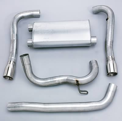 98-02 Fbody LS1 Dynomax Super Turbo Exhaust System