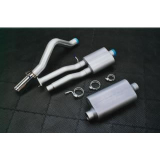 03-06 H2 Flowmaster American Thunder Exhaust System