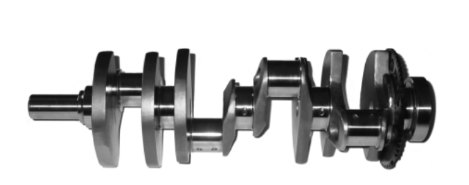 "Manley Performance Pro Series Direct Injected LT1 4340 Forged Crankshafts - 4.000"" Stroke"