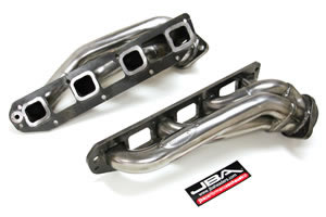 "2005-08 Dodge Charger/Magnum/300C 5.7L V8 JBA Performance 1 3/4"" Cat4ward Stainless Steel Headers"