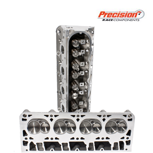 LS7x PRC CNC Ported 6 Bolt 265cc Cylinder Heads - Small Bore