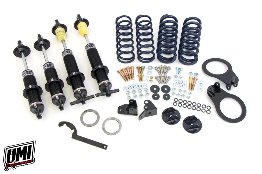 93-02 Fbody UMI Performance Complete Coil Over Kit - Single Adjustable Race