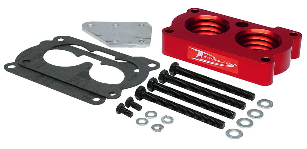 85-91/85-92 Fbody 5.7L V8 AIRAID Throttle Body Spacer