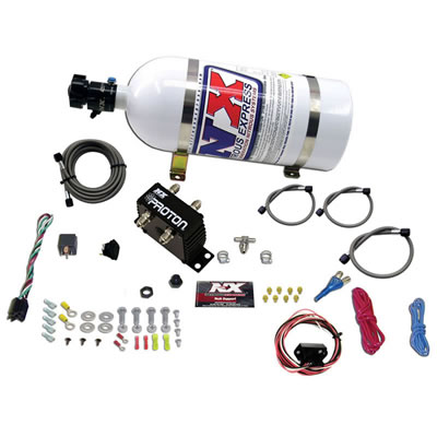 Nitrous Express Proton Fly by Wire Nitrous System w/15lb Bottle