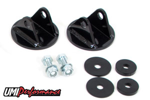 93-02 Fbody UMI Performance Competition Upper Front Shock Mounts