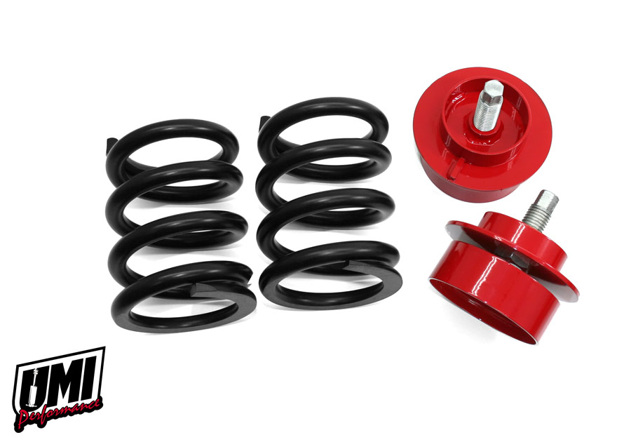 82-92 Fbody UMI Performance Front Weight Jack System - 850lb - Street Handling