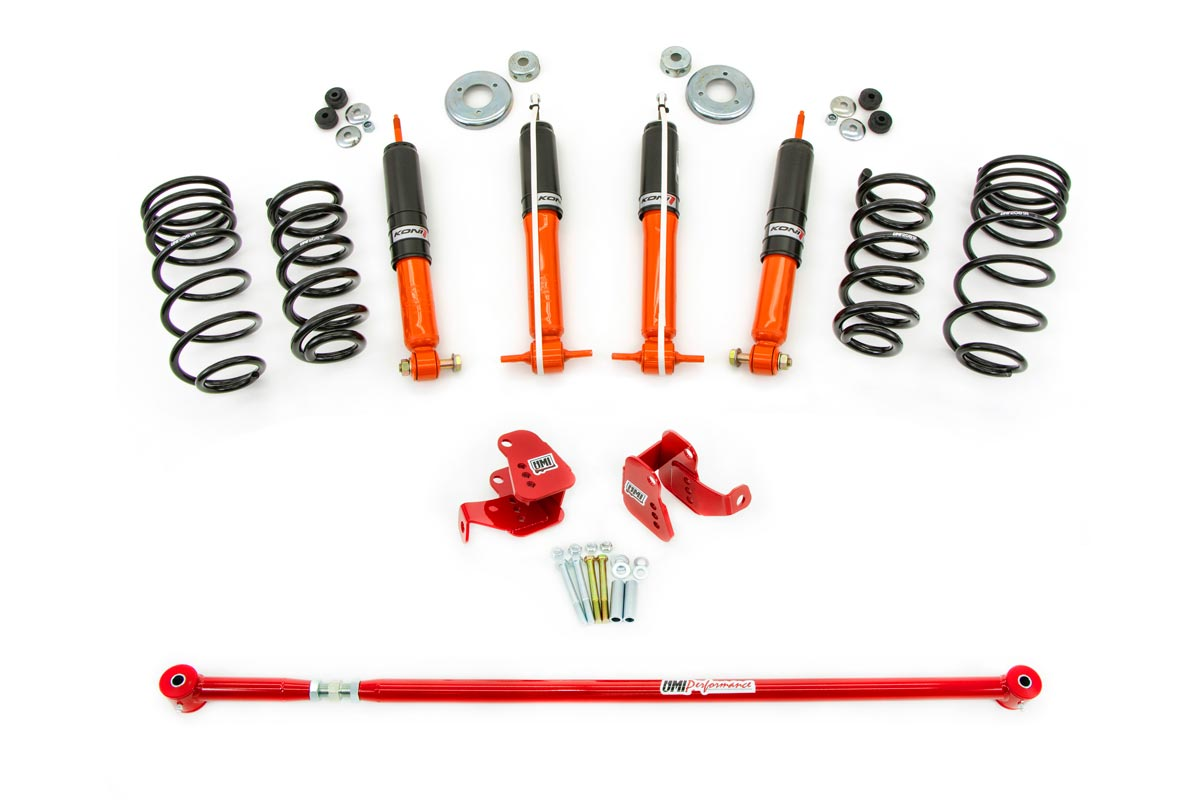 93-02 Fbody UMI Performance Lowering and Handling Kit