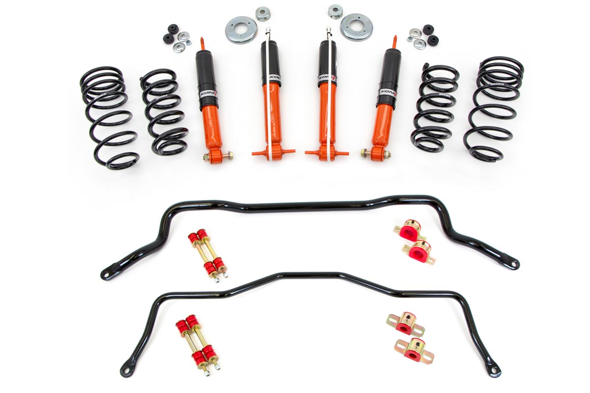 93-02 Fbody UMI Performance Shock/Spring/Sway Bar Kit