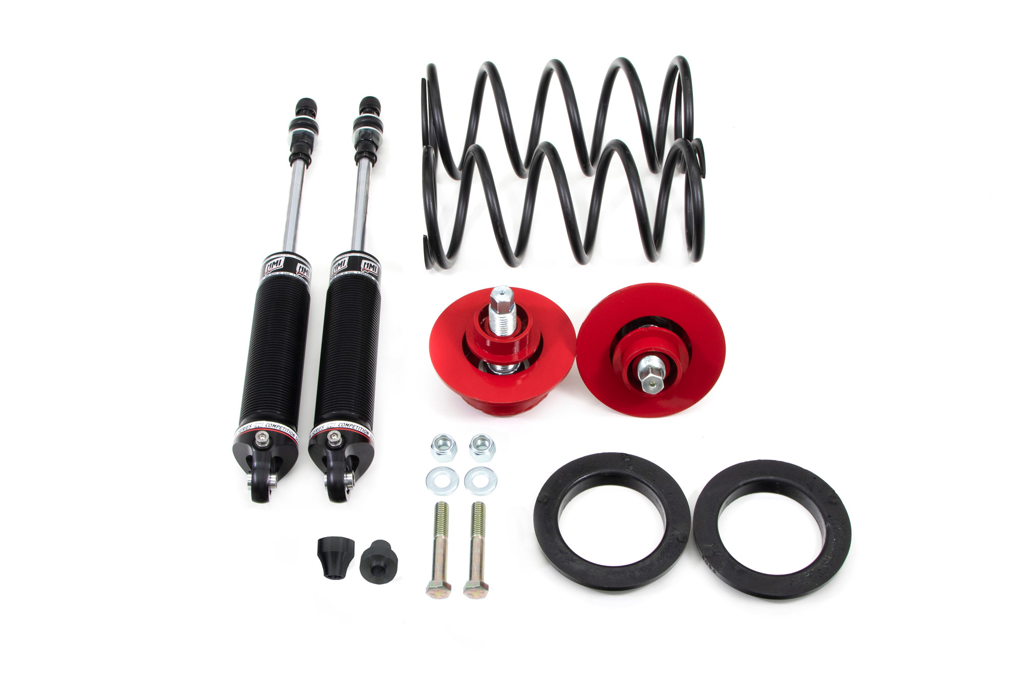 82-02 Fbody UMI Performance Rear Weight Jack and Shock Kit- Race