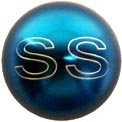 "93-02 MBA 2"" Anodized/Engraved ""SS"" Gear Shift Knob"