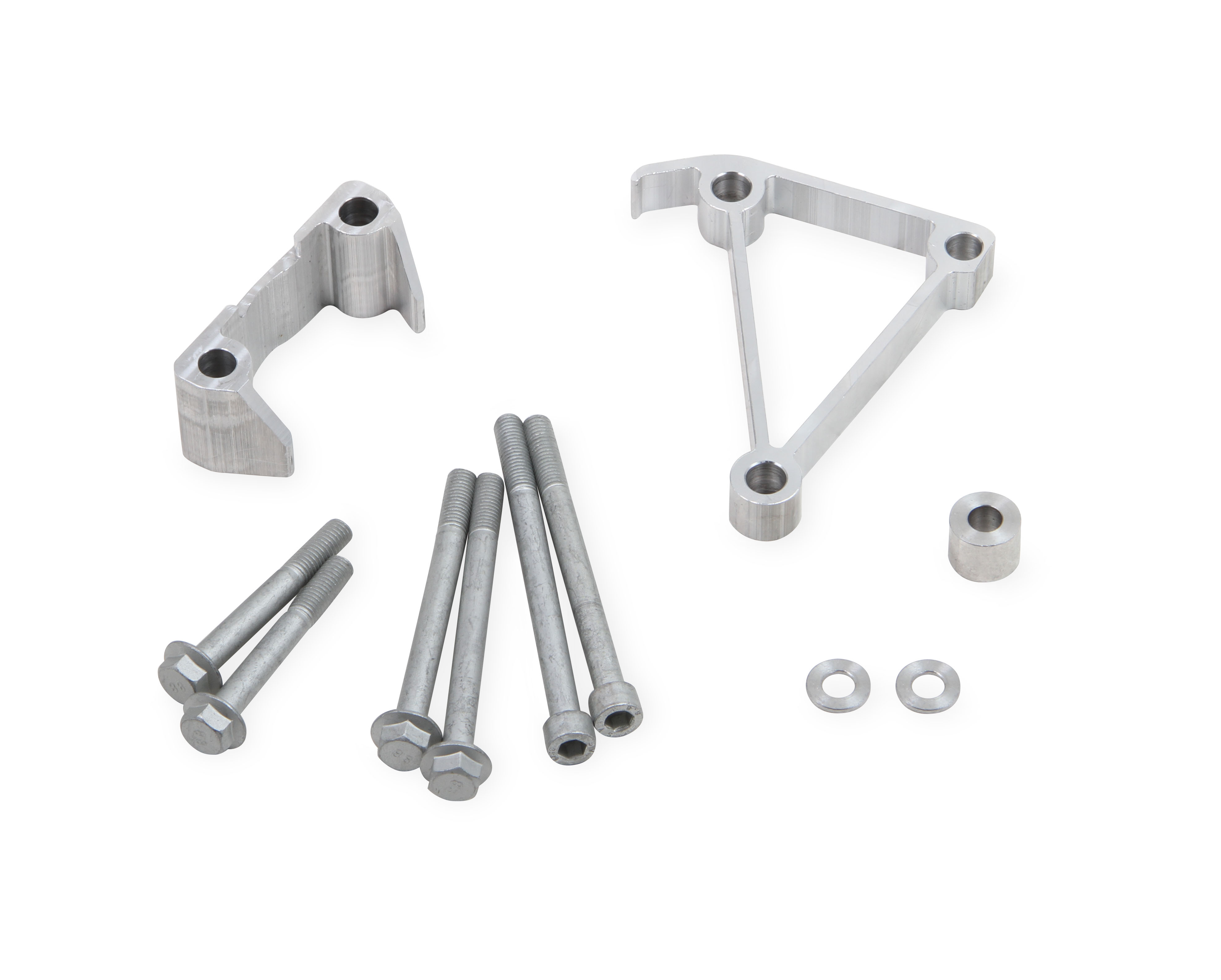 LS Holley Installation Kit For LS Accessory Drive Bracket