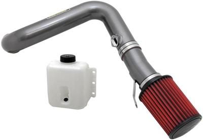 2010+ Camaro V6 AEM Cold Air Intake - Red Filter w/Gray Tube