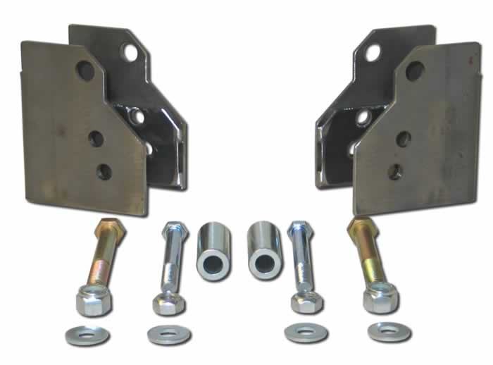 82-02 Spohn Perf. Lower Control Arm Relocation Brackets - Moser