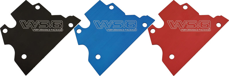 "98-02 LS1 Firebird/Trans Am UMI Performance ""WS6"" Head Plate"
