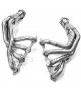 "2001-2004 Corvette C5/ZO6 Kooks 1 7/8"" x 3"" Long Tube Headers"