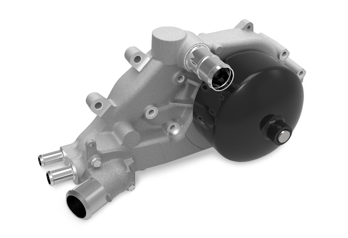 LS Series Holley Standard Middle Alignment Water Pump