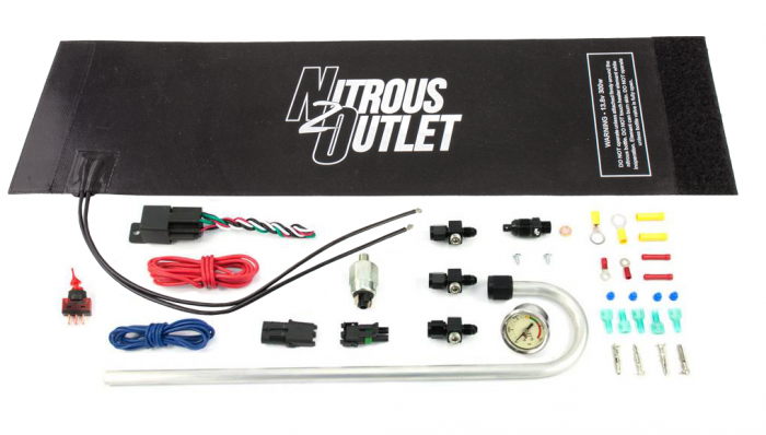 Nitrous Outlet X-Series Stage 1 Accessory Package for 4AN Systems