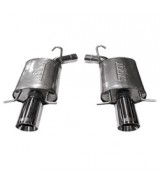"2009-2014 Cadillac CTS-V 6.2L Kooks 2 1/2"" Axle Back Exhaust System"