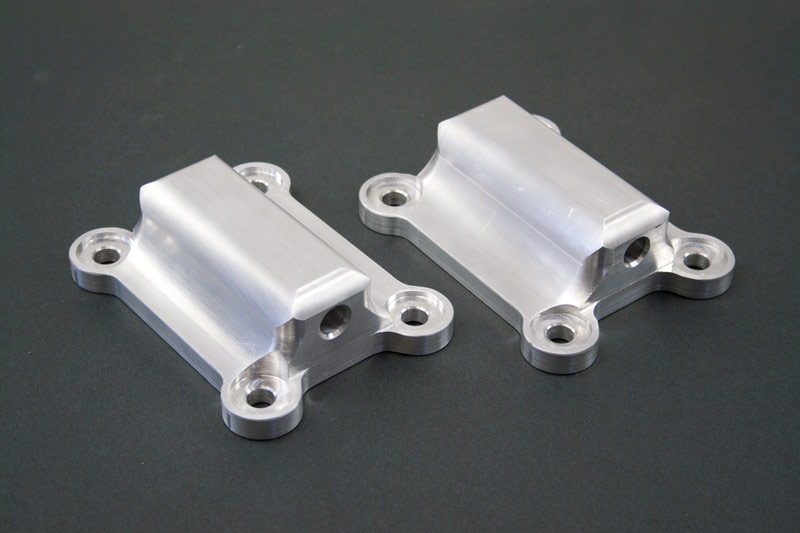 98-02 LS1 Fbody UMI Performance Solid Aluminum Motor Mounts
