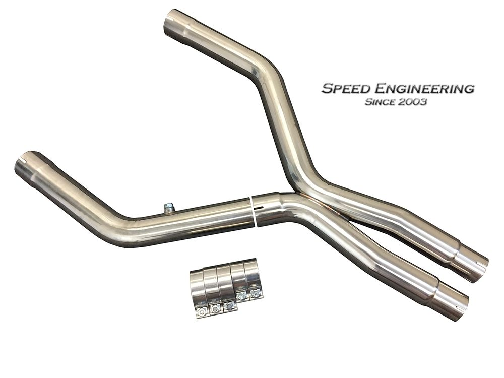 "2004-2006 Pontiac GTO Speed Engineering 3"" Xpipe"
